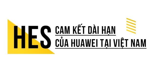 CEO Huawei: 'Chung toi khong coi Viet Nam la thi truong de den roi di' hinh anh 3