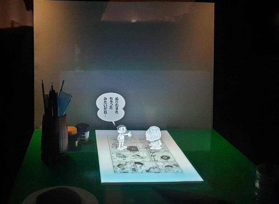 Tham bao tang Doraemon qua ong kinh Galaxy Note9 hinh anh 12