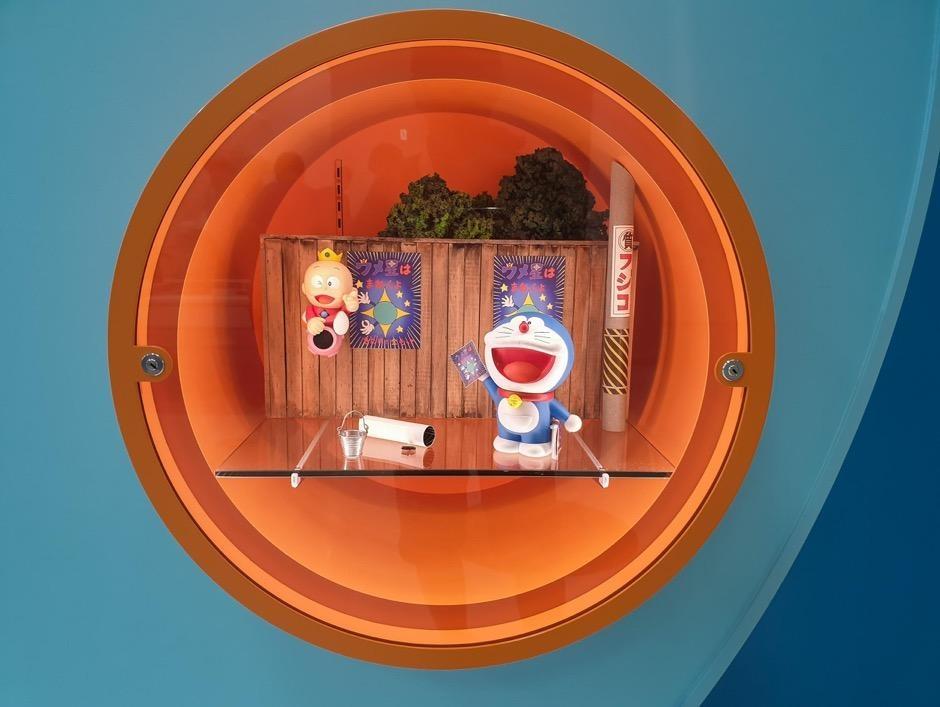 Tham bao tang Doraemon qua ong kinh Galaxy Note9 hinh anh 13