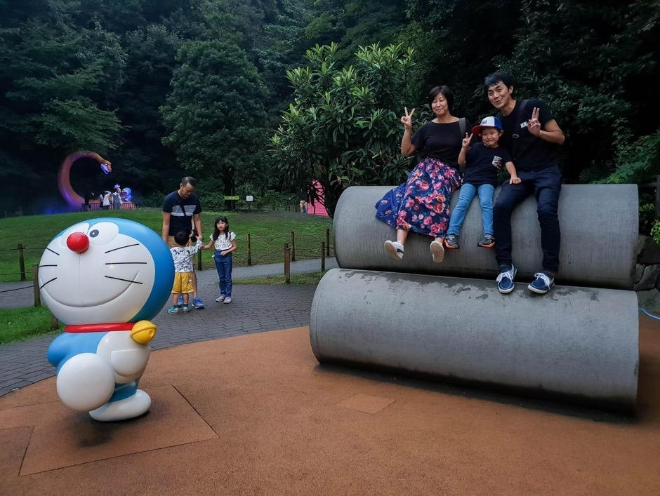 Tham bao tang Doraemon qua ong kinh Galaxy Note9 hinh anh 21