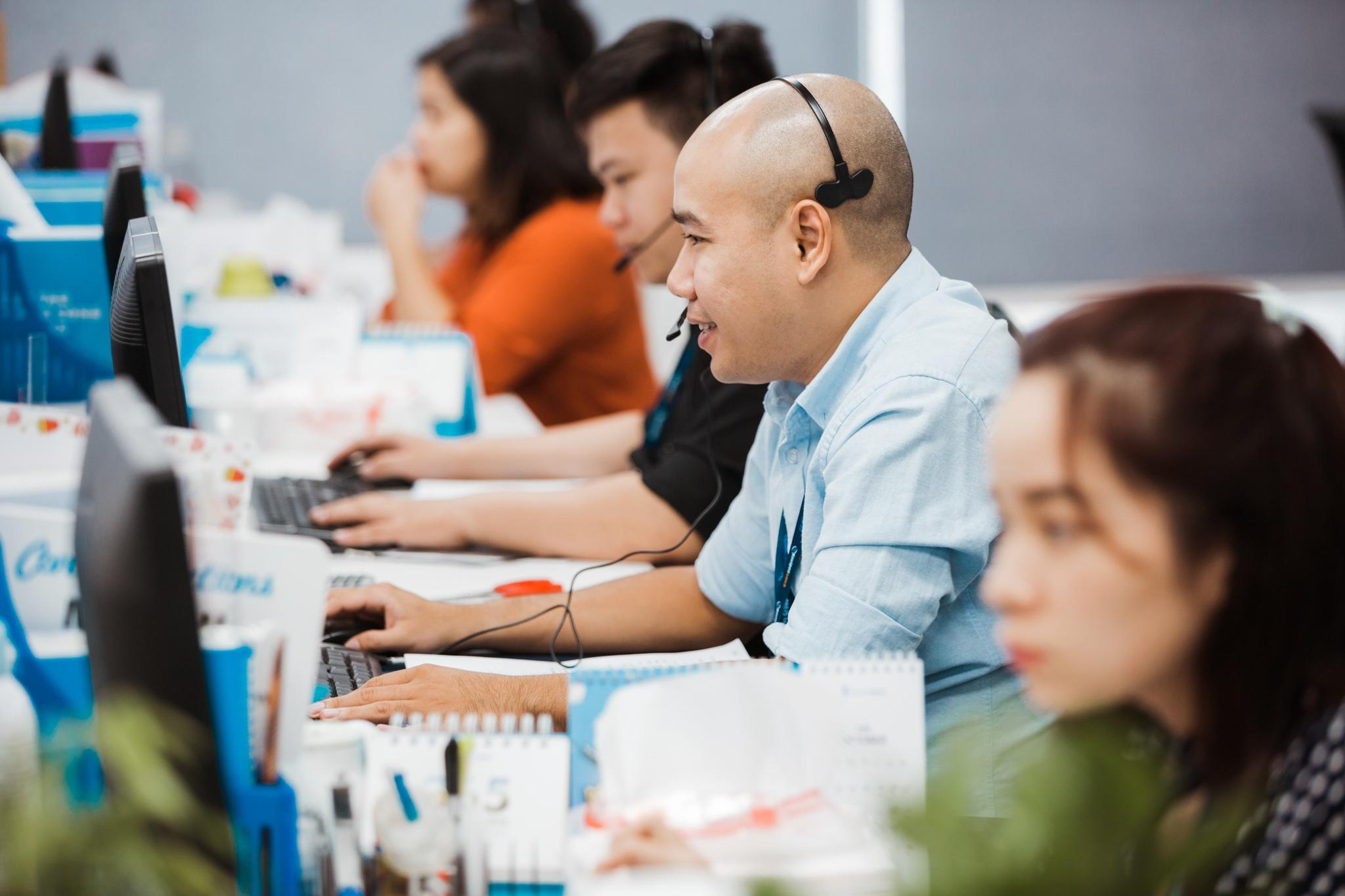 Giam doc KD VietnamWorks: 'Sales khong phai nghe di xin, ma la di cho' hinh anh 9
