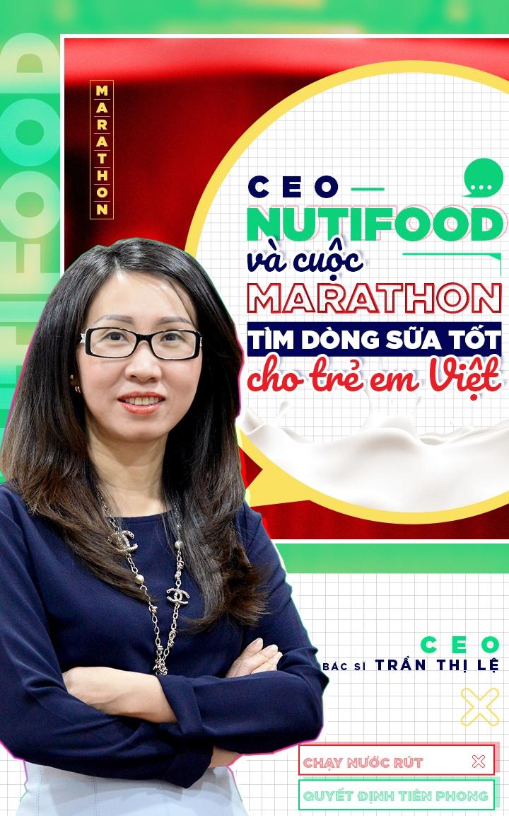 CEO NutiFood va cuoc marathon tim dong sua tot cho tre em Viet hinh anh 1