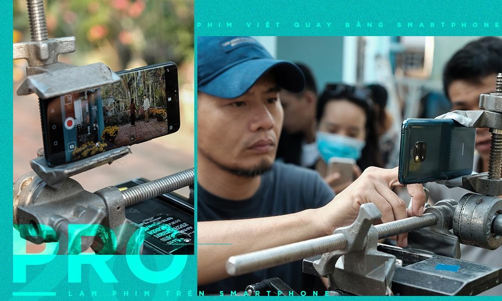 Lam phim tren smartphone o Viet Nam - chuyen kho trong… tam tay hinh anh 5