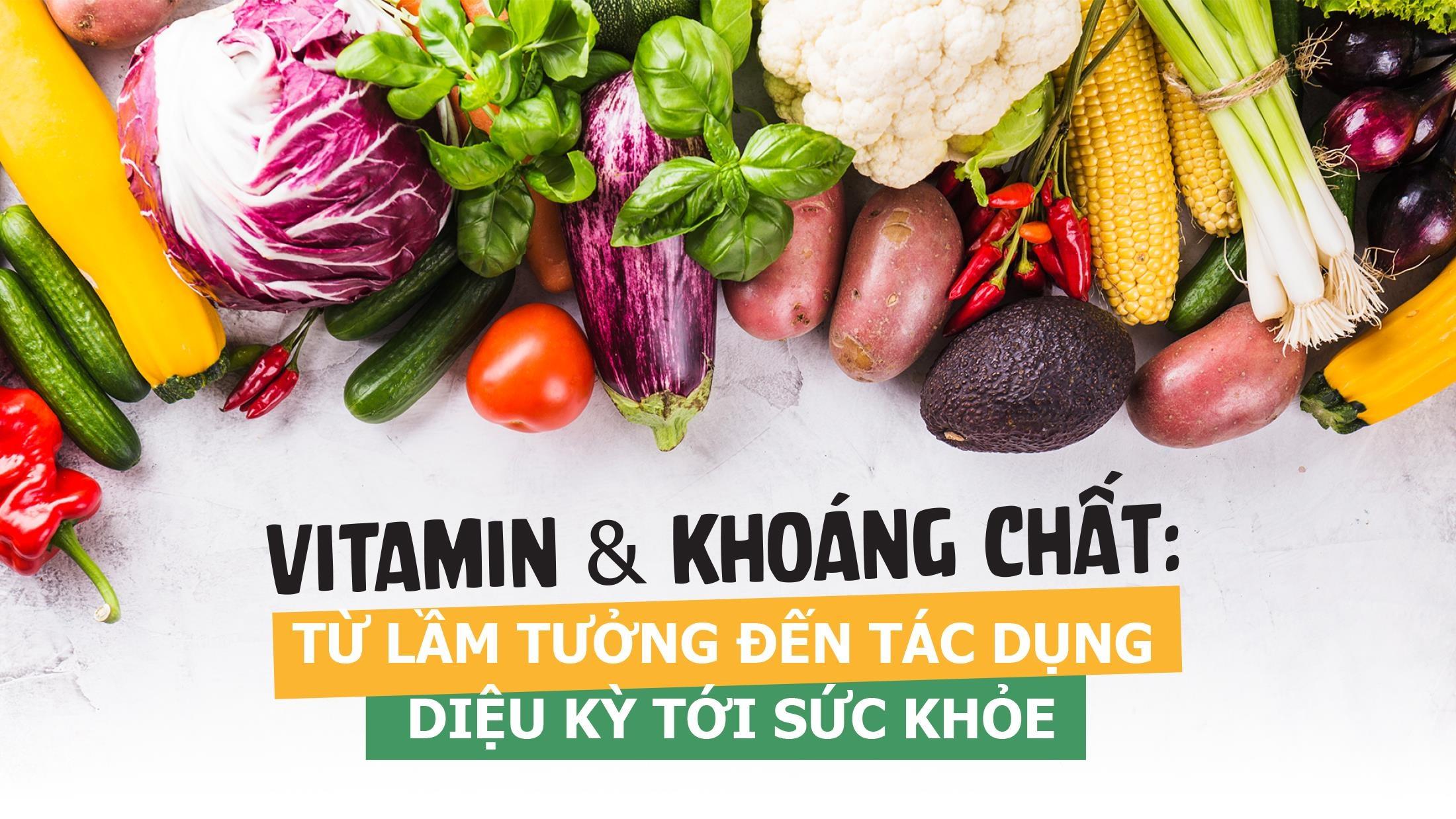Vitamin va khoang chat: Tu lam tuong den tac dung dieu ky toi suc khoe hinh anh 2
