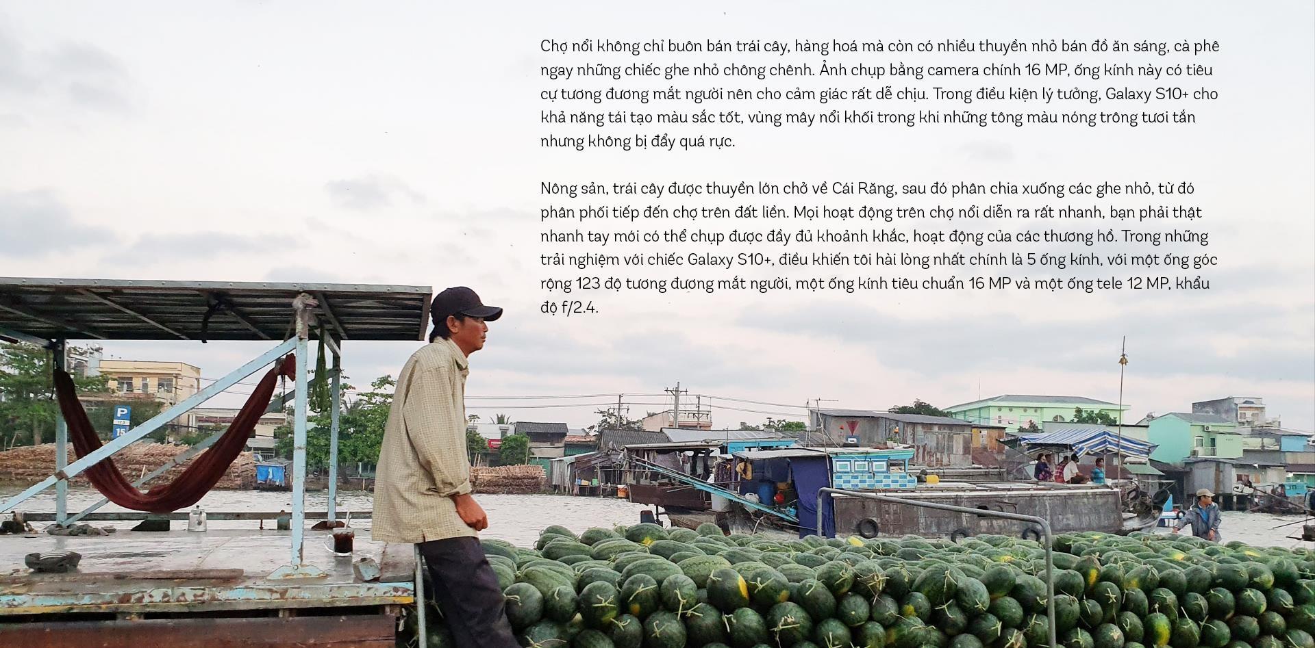 Doi song thuong ho tren cho noi Cai Rang hinh anh 16