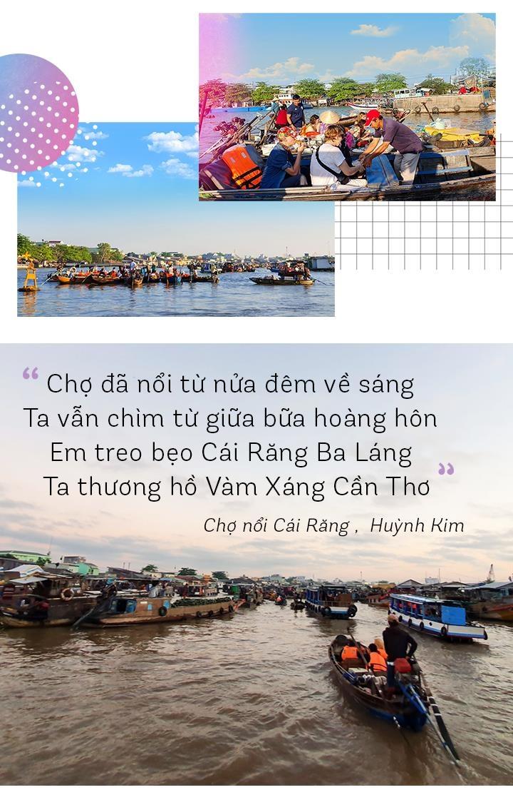 Doi song thuong ho tren cho noi Cai Rang hinh anh 3