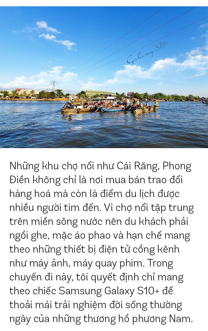 Doi song thuong ho tren cho noi Cai Rang hinh anh 7