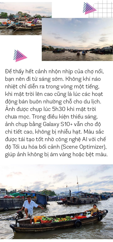 Doi song thuong ho tren cho noi Cai Rang hinh anh 9