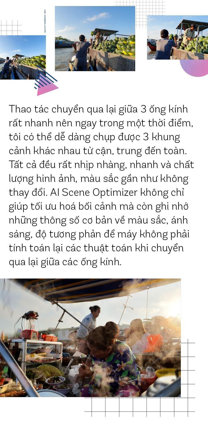 Doi song thuong ho tren cho noi Cai Rang hinh anh 17