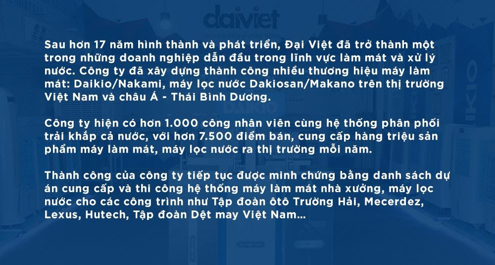 Triet ly 'thoi linh hon, uom cot cach' cua CEO Dai Viet hinh anh 16
