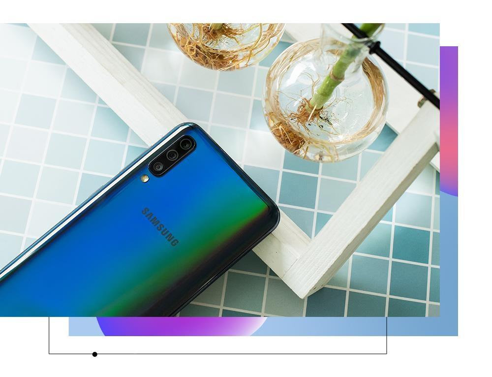 Galaxy A50 - lan gio moi cua nhom di dong tam trung o Viet Nam hinh anh 7