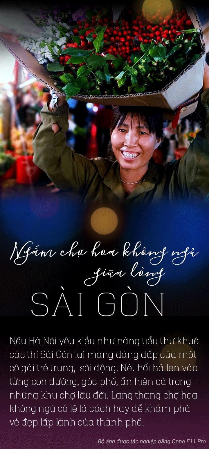 Ngam cho hoa khong ngu giua long Sai Gon hinh anh 1
