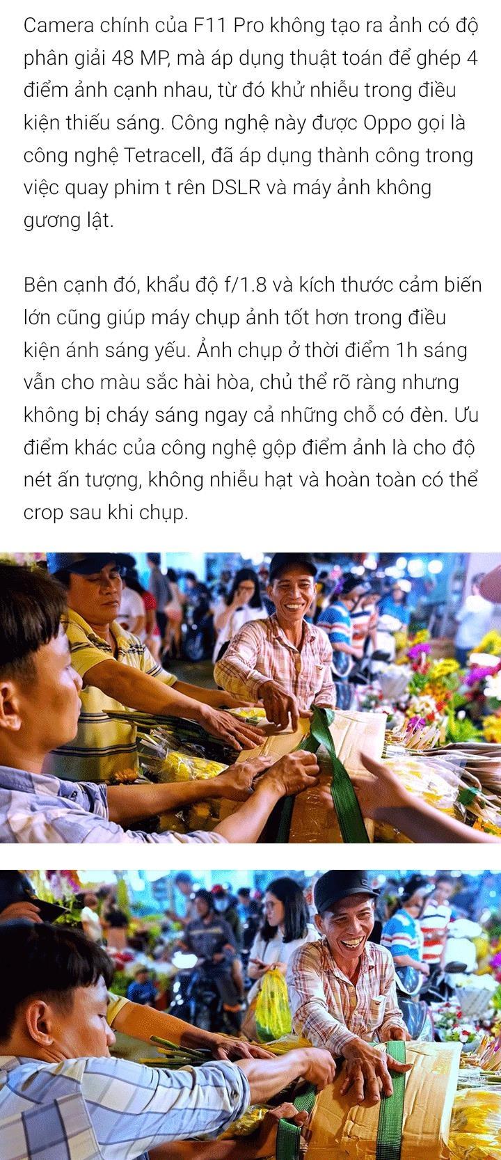 Ngam cho hoa khong ngu giua long Sai Gon hinh anh 7