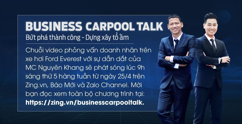 Business Carpool Talk anh 11
