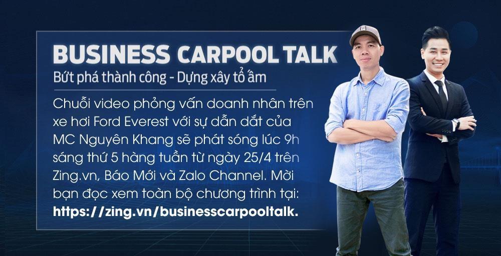 Business Carpool Talk anh 12