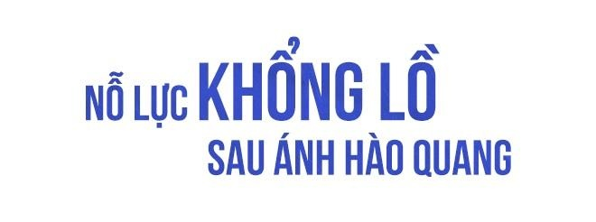 Quang Hai va no luc khong lo sau duong bong 'cau vong' hinh anh 11