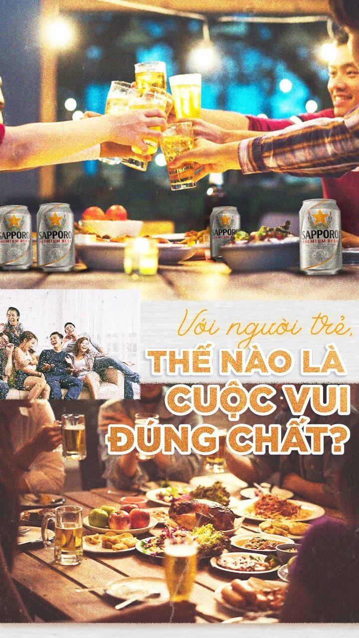 Voi nguoi tre, the nao la cuoc vui dung chat? hinh anh 1