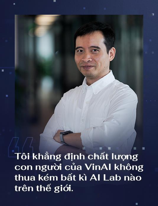 Vien truong VinAI Research: 'Chung toi huong den dinh cao the gioi' hinh anh 4