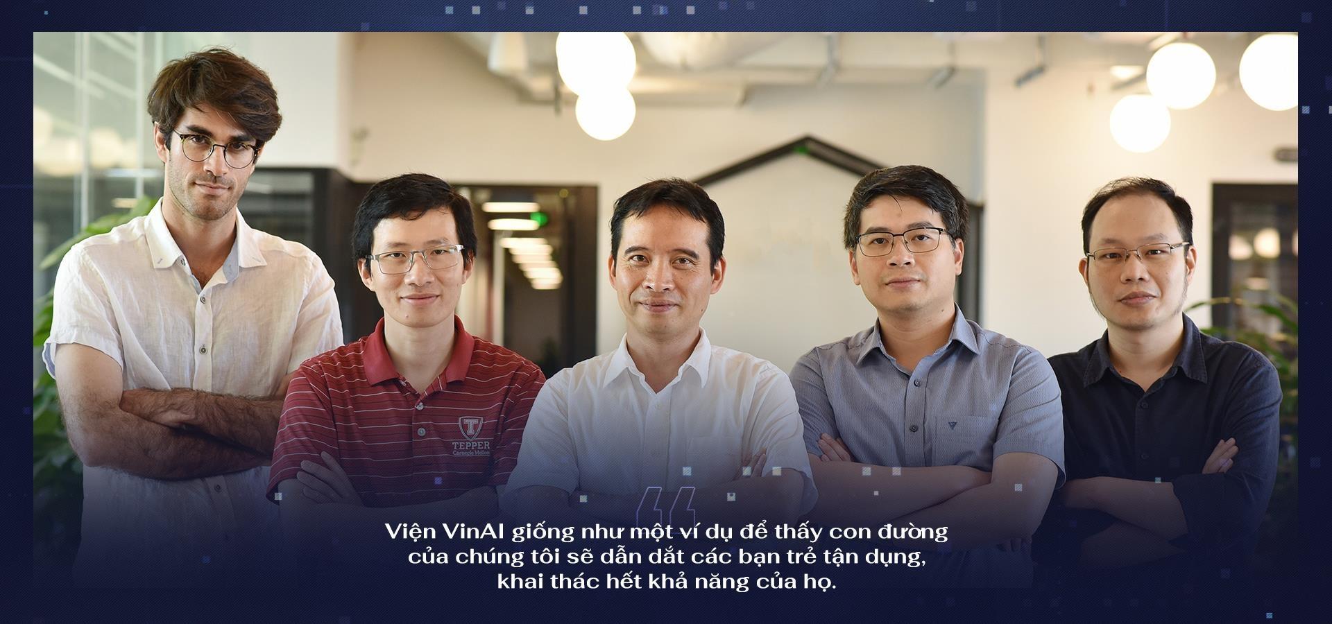 Vien truong VinAI Research: 'Chung toi huong den dinh cao the gioi' hinh anh 11