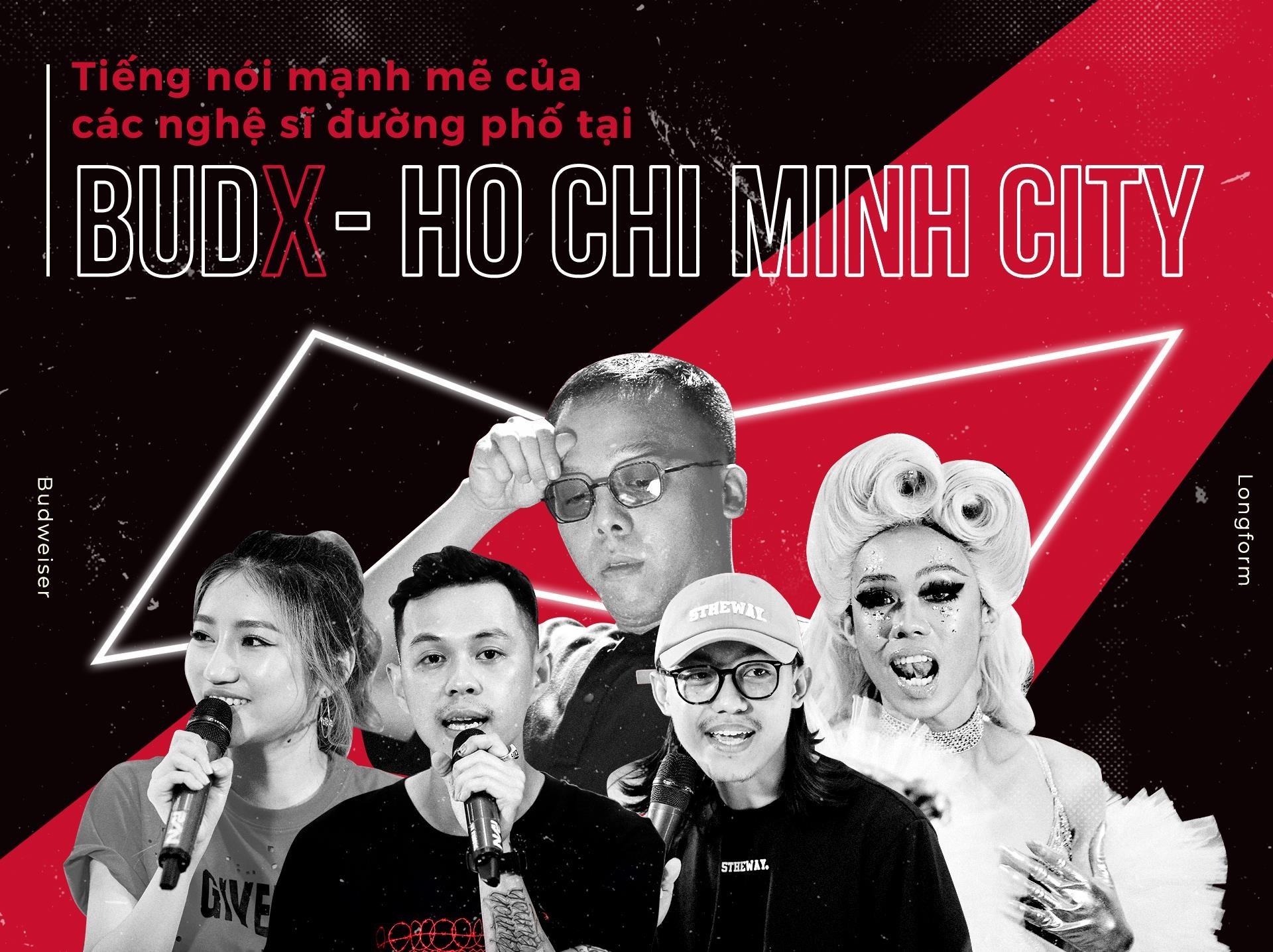 Tieng noi manh me cua cac nghe si duong pho tai Budx Ho Chi Minh City hinh anh 2