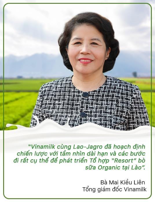 'Resort' bo sua organic cua Vinamilk tai Lao - co duyen va chien luoc hinh anh 13