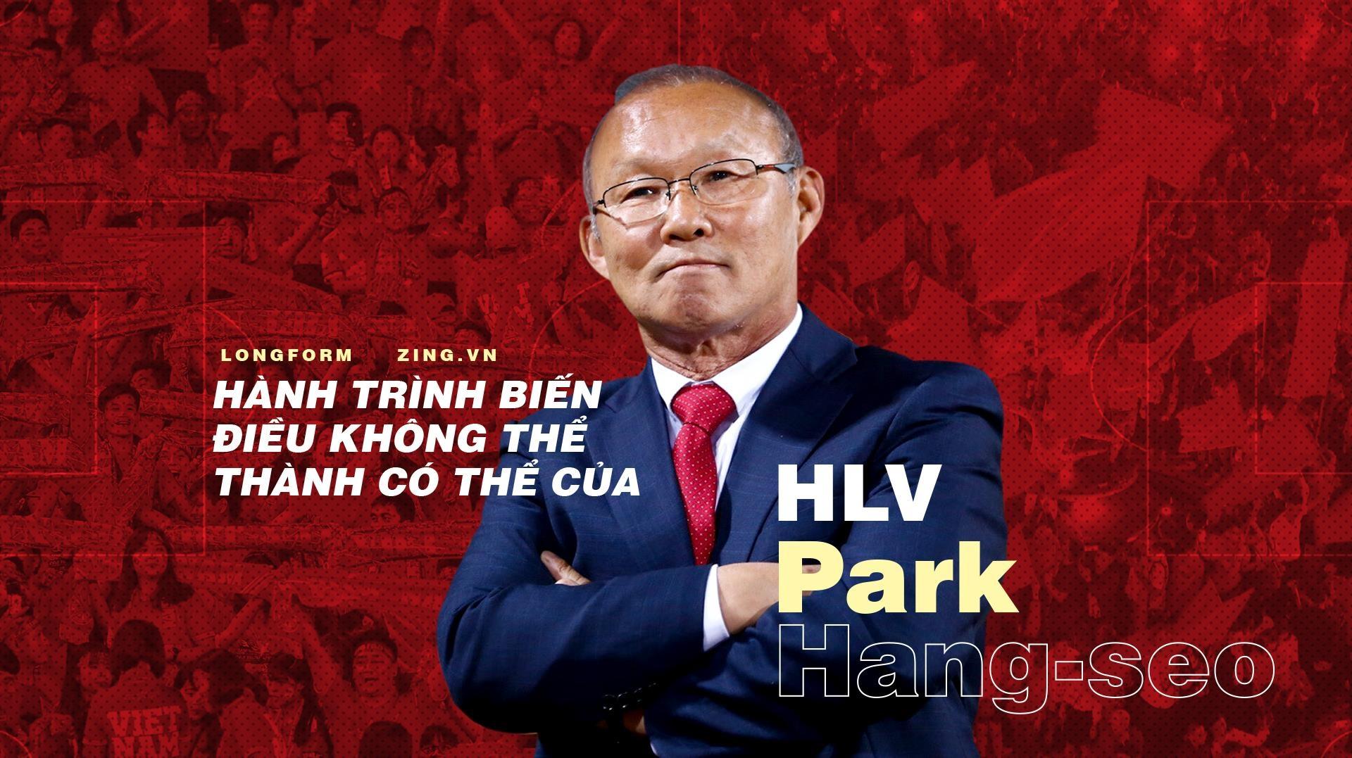 Hanh trinh bien dieu khong the thanh co the cua HLV Park Hang-seo hinh anh 2