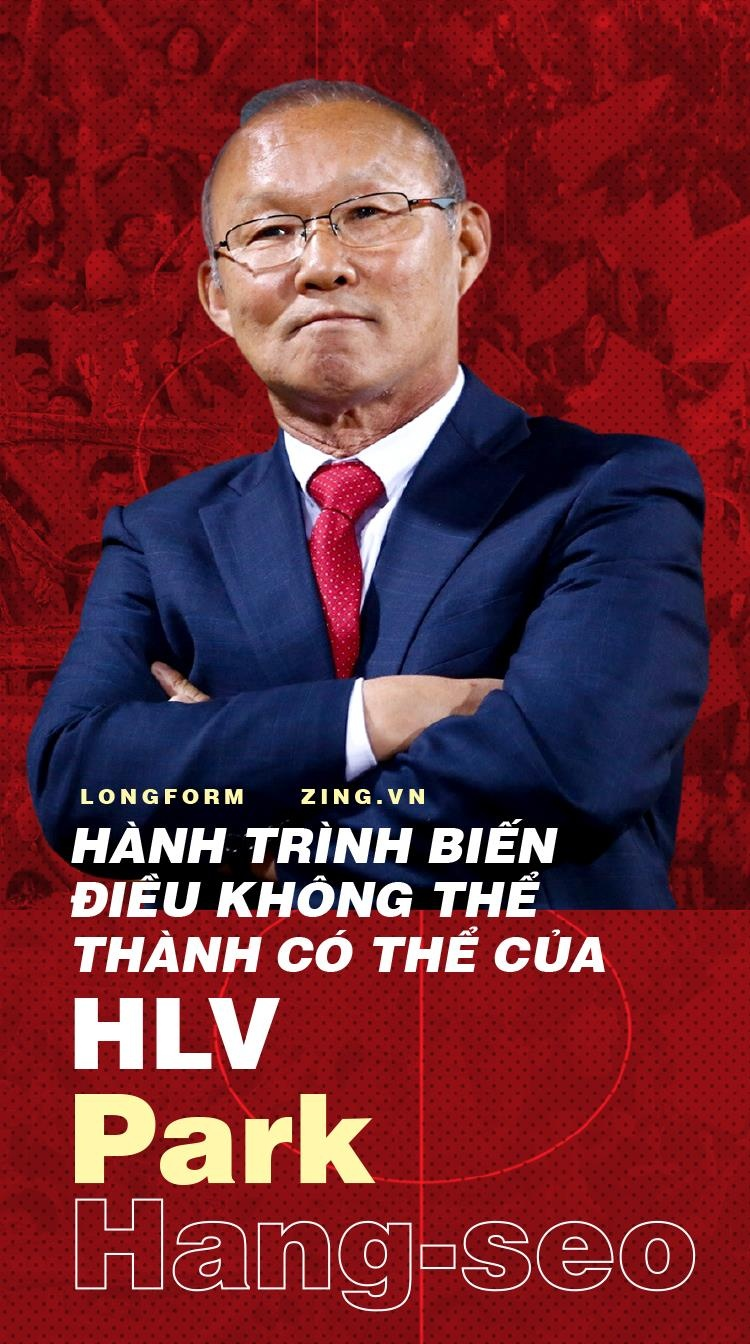 Hanh trinh bien dieu khong the thanh co the cua HLV Park Hang-seo hinh anh 1