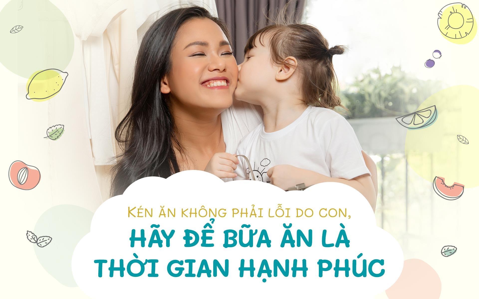 Ken an khong phai loi do con, hay de bua an la thoi gian hanh phuc hinh anh 2