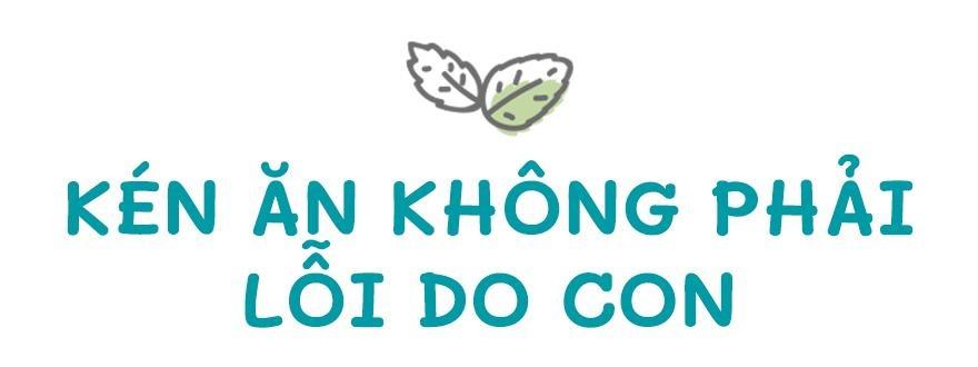 Ken an khong phai loi do con, hay de bua an la thoi gian hanh phuc hinh anh 3