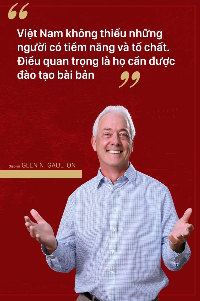 GS Glen N. Gaulton: 'Toi tin VN se co nhieu chuyen gia y khoa tam co' hinh anh 14