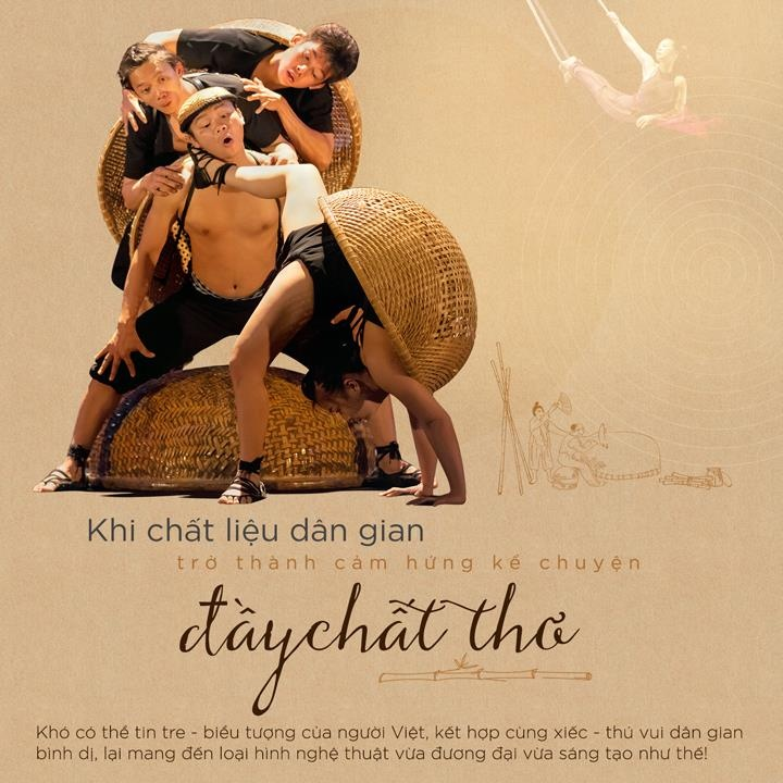 Khi chat lieu dan gian tro thanh cam hung ke chuyen day chat tho hinh anh 1