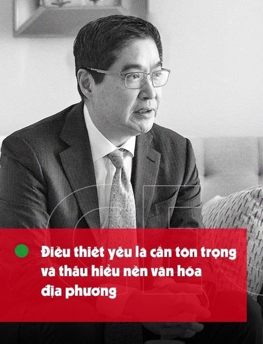 CEO JG Summit: 'Toi tin o tiem nang phat trien cua tap doan tai VN' hinh anh 7