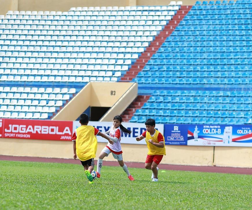 Toyota Junior Football - hanh trinh 'gieo uoc mo' cho cac cau thu nhi hinh anh 13
