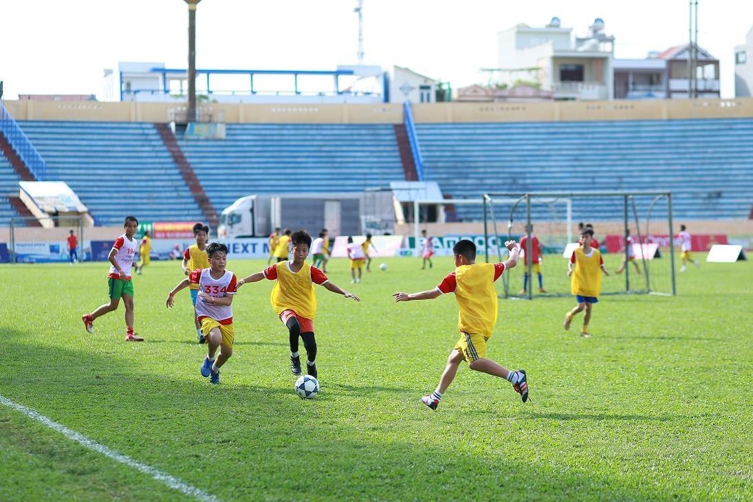 Toyota Junior Football - hanh trinh 'gieo uoc mo' cho cac cau thu nhi hinh anh 8