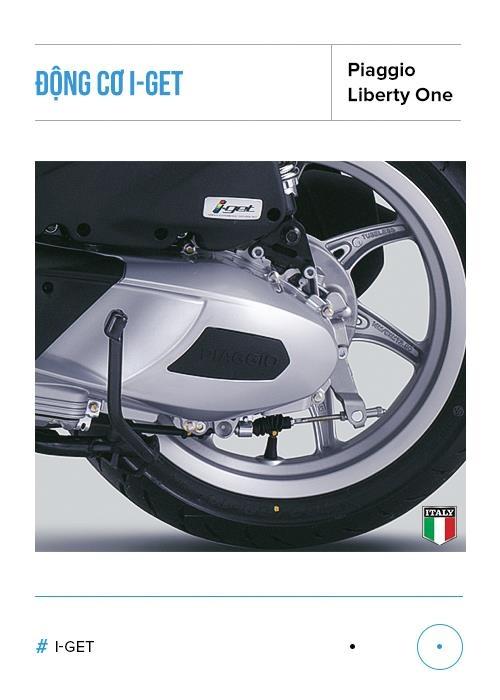 Piaggio Liberty One - su tro lai cua bieu tuong xe tay ga Italy hinh anh 11