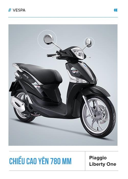 Piaggio Liberty One - su tro lai cua bieu tuong xe tay ga Italy hinh anh 5