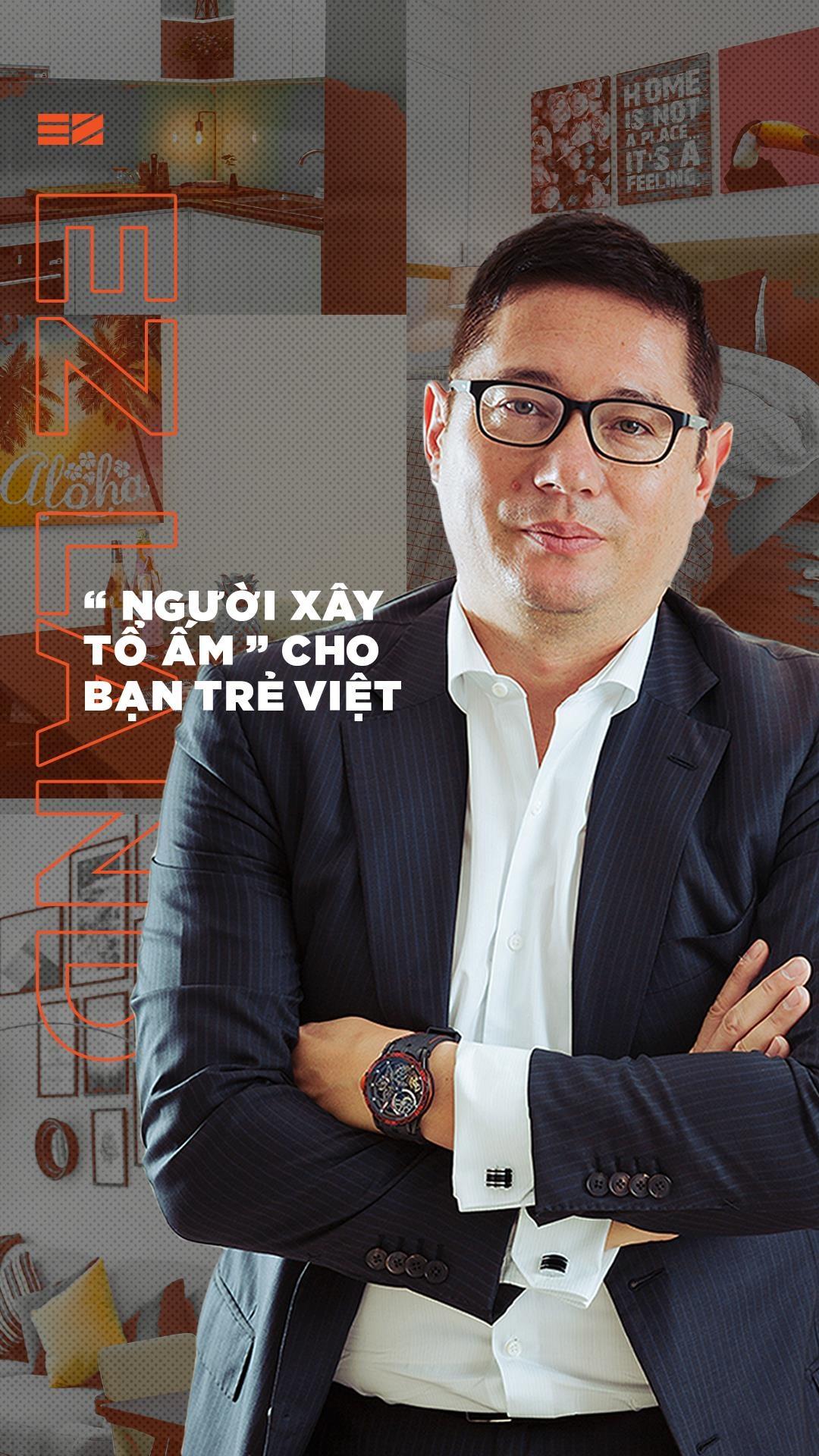 EZ Land: 'Nguoi xay to am' cho ban tre Viet hinh anh 1