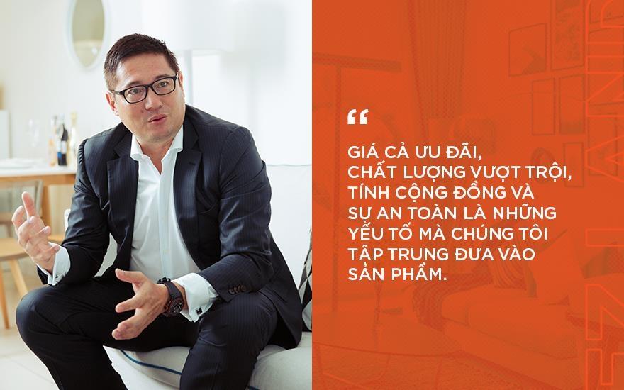 EZ Land: 'Nguoi xay to am' cho ban tre Viet hinh anh 4