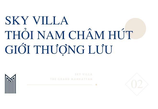 Sky Villa - xu huong moi ve phong cach song cua gioi thuong luu hinh anh 6