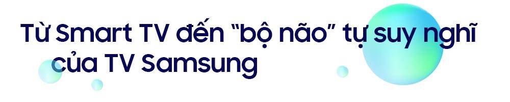 Theo duoi triet ly nay 50 nam, Samsung ghi ten vao lich su nganh TV hinh anh 7