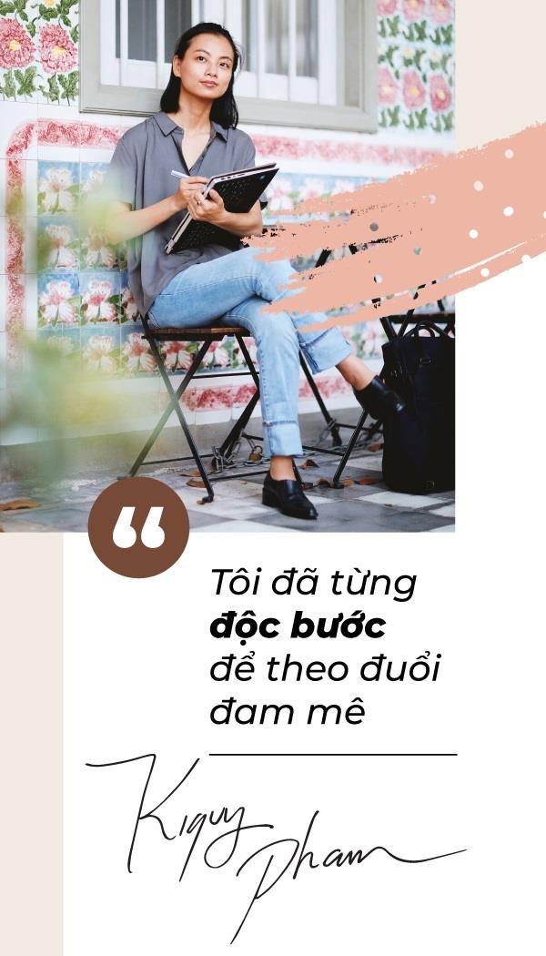 Kiquy Pham: 'Vuot qua nhung quy chuan xa hoi chua bao gio de dang' hinh anh 3