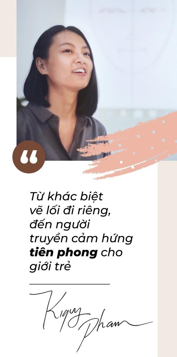 Kiquy Pham: 'Vuot qua nhung quy chuan xa hoi chua bao gio de dang' hinh anh 9