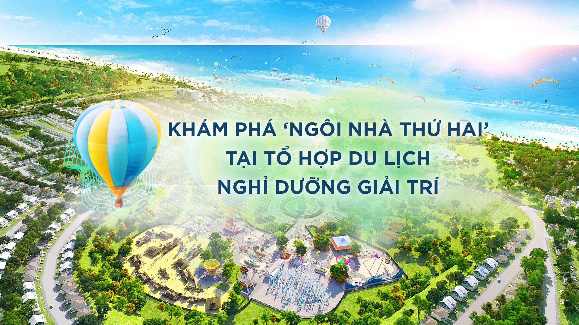 Kham pha 'ngoi nha thu hai' tai to hop du lich nghi duong giai tri hinh anh 1