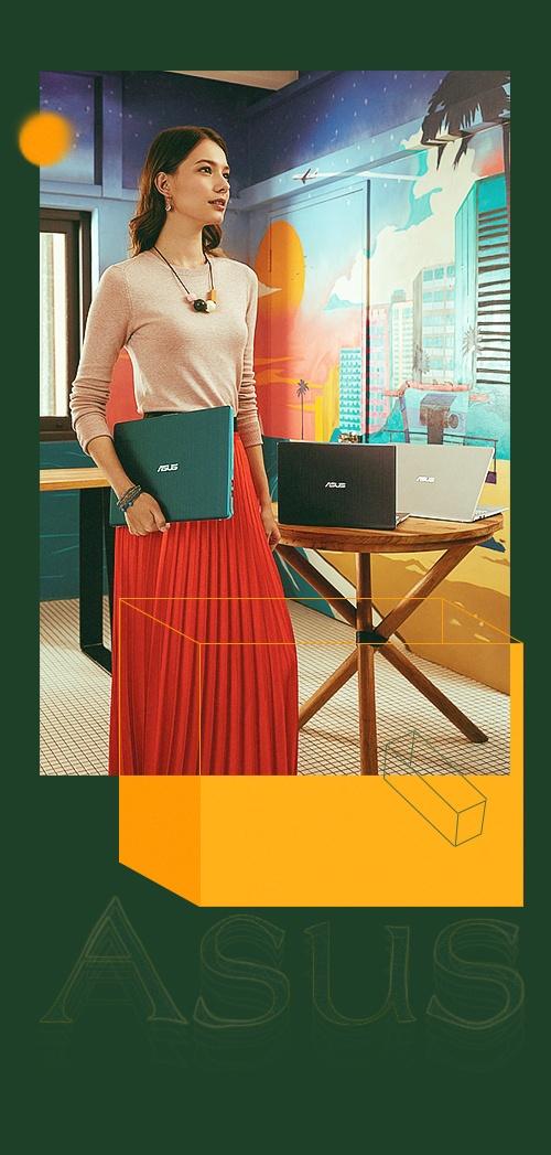 Asus VivoBook S va nhung lan 'vuot chuan' de chinh phuc gioi tre hinh anh 7