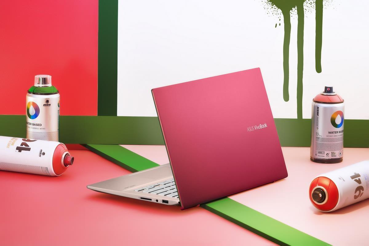 Asus VivoBook S va nhung lan 'vuot chuan' de chinh phuc gioi tre hinh anh 13