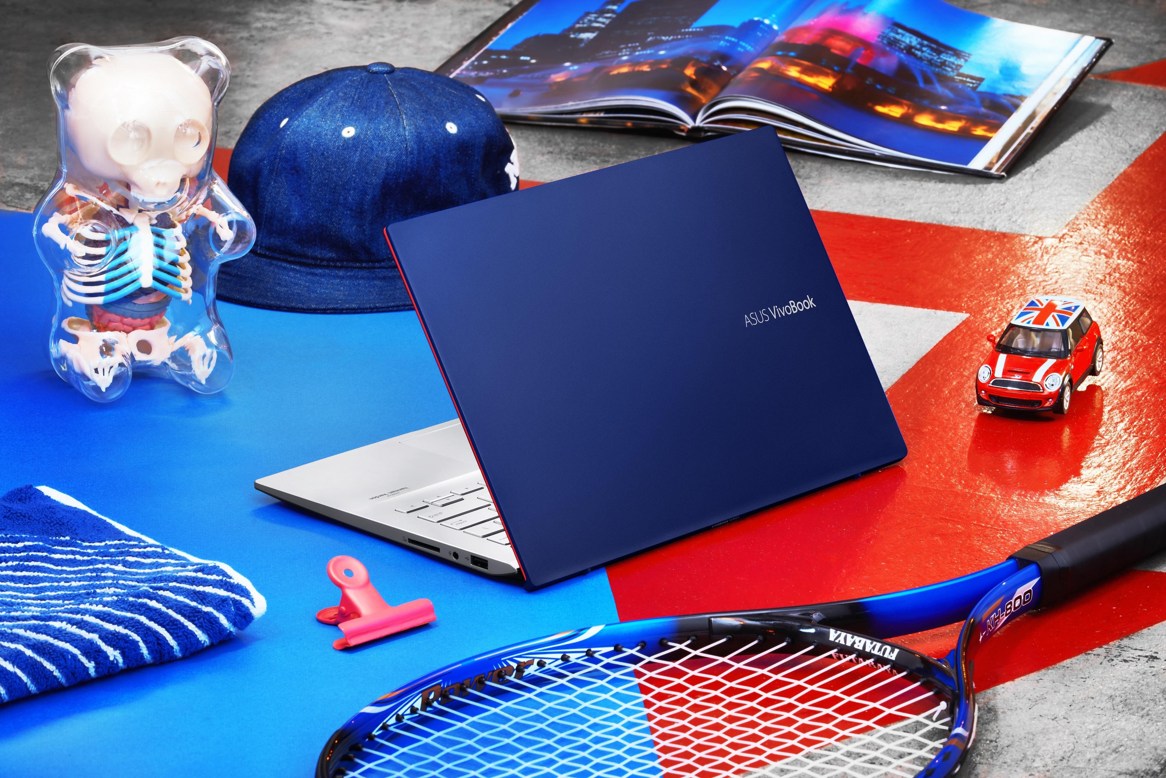 Asus VivoBook S va nhung lan 'vuot chuan' de chinh phuc gioi tre hinh anh 10