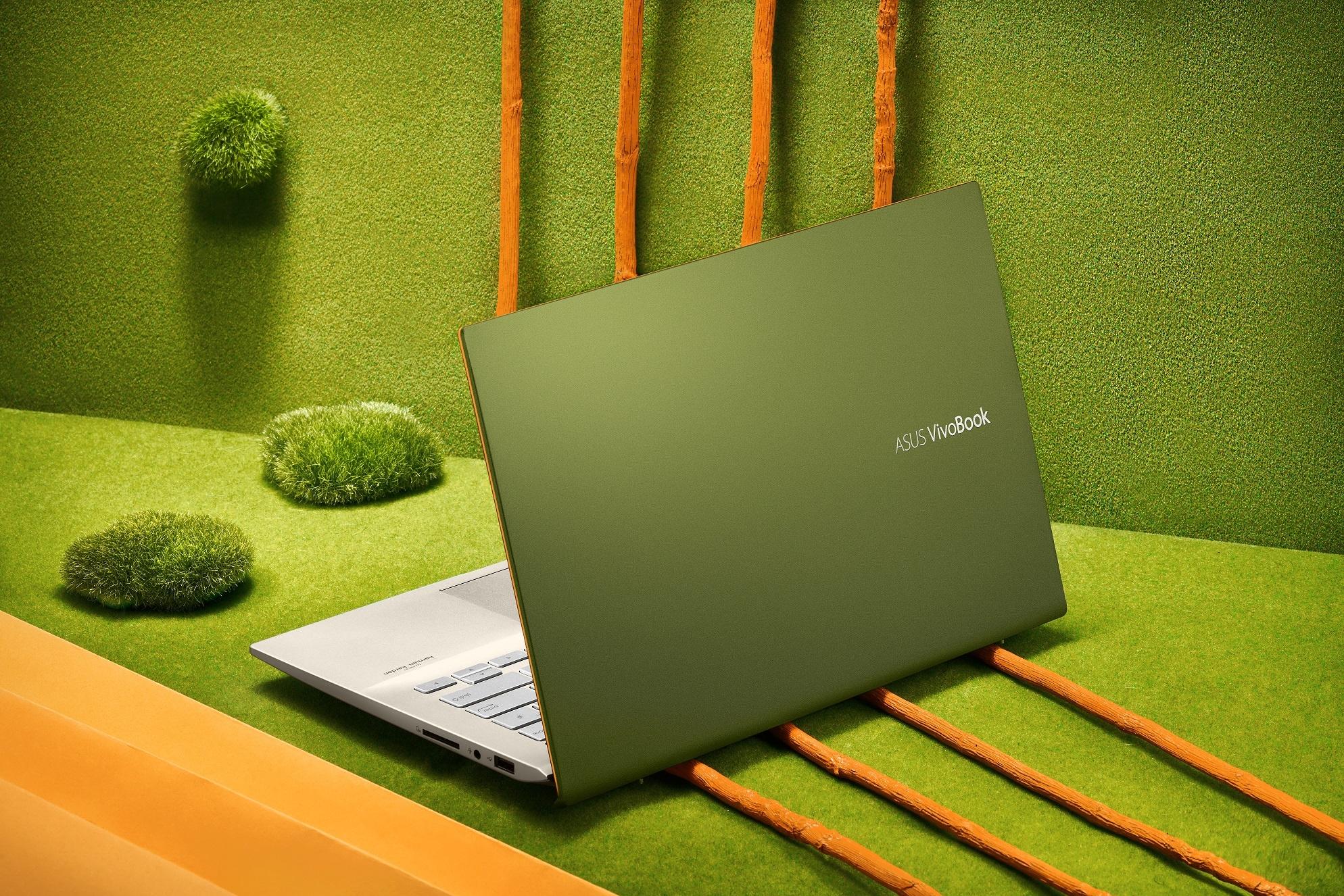 Asus VivoBook S va nhung lan 'vuot chuan' de chinh phuc gioi tre hinh anh 11