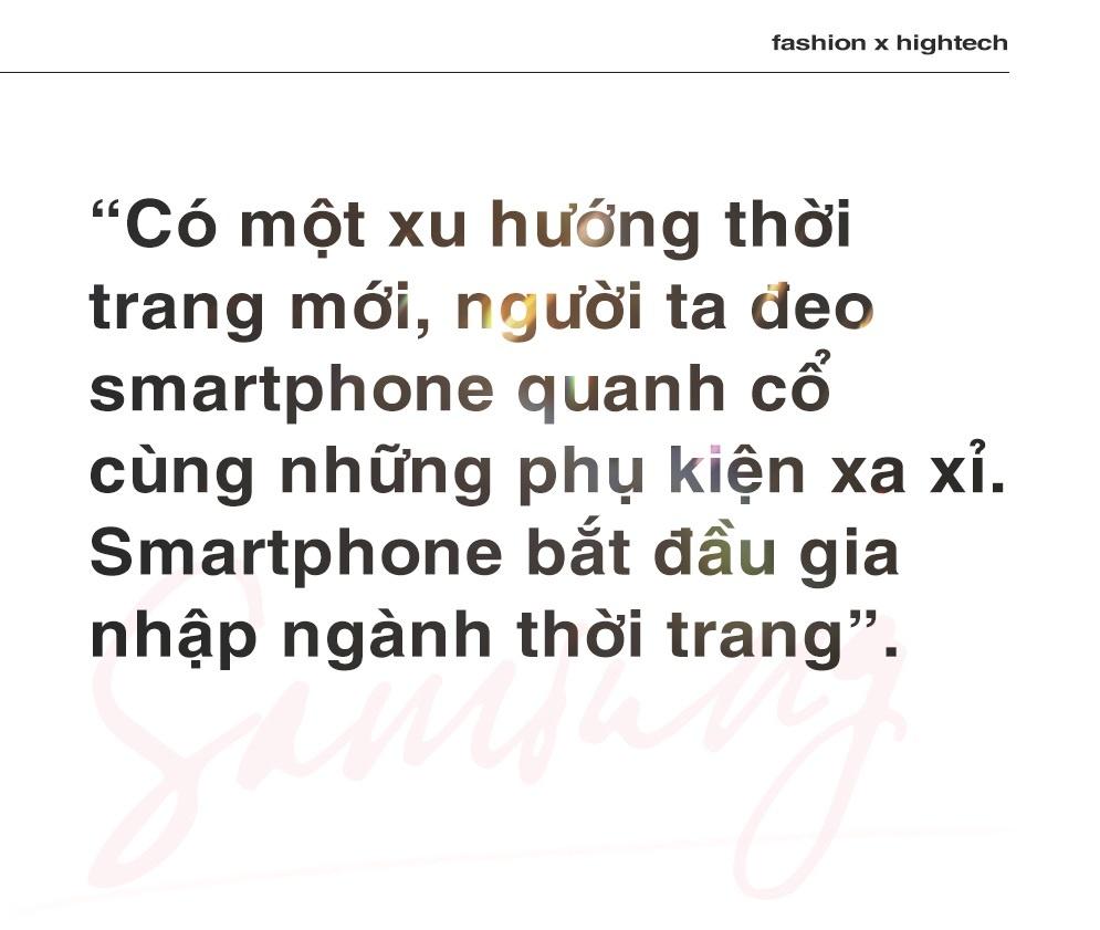 Samsung muon gia nhap nganh cong nghiep thoi trang? hinh anh 1