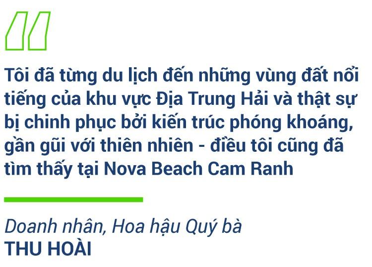 Tu cam hung Dia Trung Hai toi BDS nghi duong sang trong tren Bai Dai hinh anh 4  Từ cảm hứng Địa Trung Hải tới BĐS nghỉ dưỡng sang trọng trên Bãi Dài quote1 4
