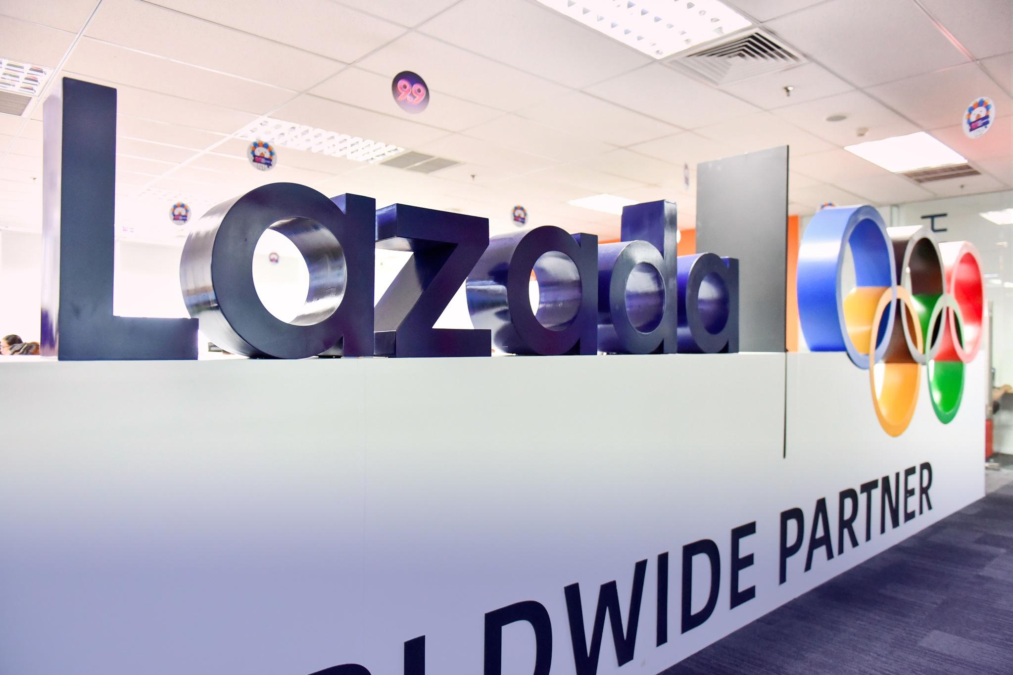 CEO Lazada VN: 'Lazada se lam thoa man duoc nhung tai nang tre' hinh anh 12